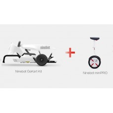Ninebot GoKart Kit + MiniPro Bundle